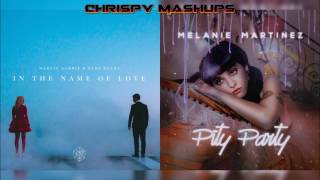 Martin Garrix Ft. Bebe Rexha & Melanie Martinez - In The Name Of Love / Pity Party Mashup