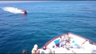 Прогулка на яхте