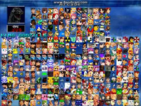 MUGEN Characters games stages free download