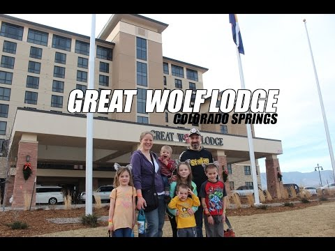 Great Wolf Lodge - Colorado Springs, Colorado