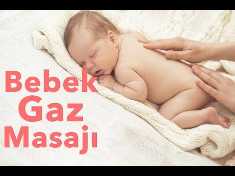 Bebek Gaz Masajı Nasıl Yapılır?