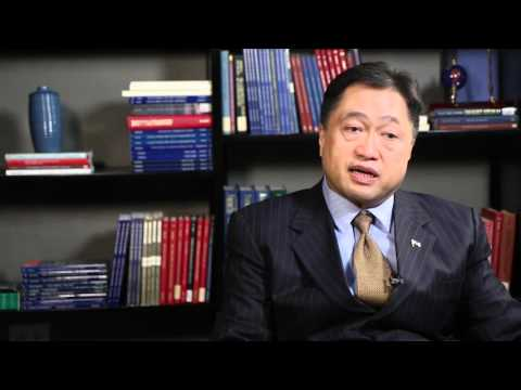 The Banyan Tree Leadership Forum with Cesar Purisima, Philippine Secretary of Finance