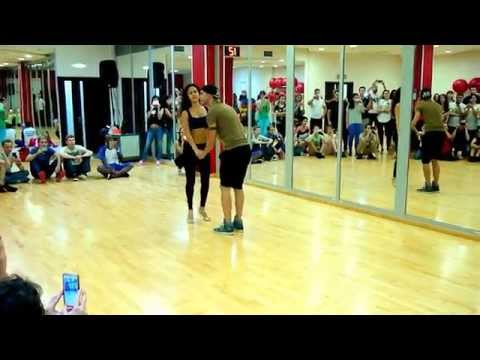 Melisa & Cem -Bachata Workshop [2]  (KAZAN INTERNATIONAL DANCE FESTIVAL 2015)