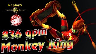 HoN replays - Monkey King - ???????? `forthefeed Gold I