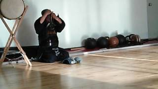 HCJCC - A Taste of Japan - 2014-07-26 - Kendo Demo