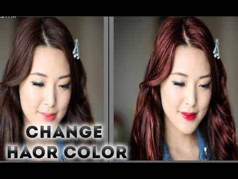 how to change hair color in lightroom lightroom portrait tutorial change hair color lip color