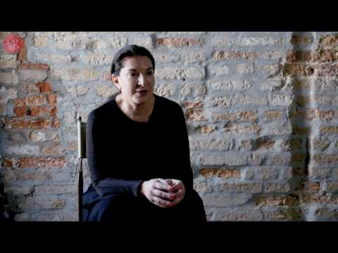 Marina Abramović and Her Transitory Objects at Venice Biennale 2017