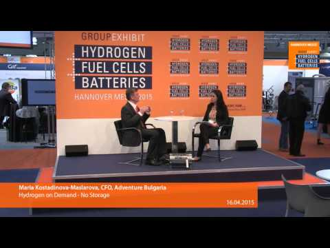 Hydrogen on Demand - No Storage