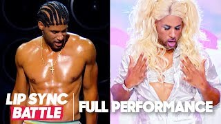 "Boris Kodjoe Performs ""Untitled (How Does it Feel)"" & ""No Excuses"" | Lip Sync Battle"