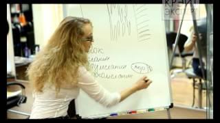 часть 1 Семинара Окрашивание волос(Окрашивание: пальцевая техника, брондирование, шатуш, выгоревшие волосы, венецианское, калифорнийское..., 2013-03-12T05:35:21.000Z)