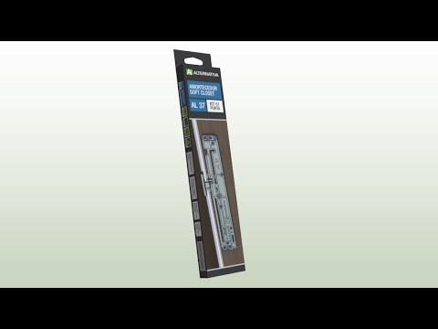 Sistema para portas de correr AL 37