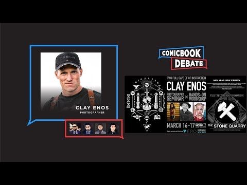 Clay Enos Interview | The Farooqi Bros Podcast #21