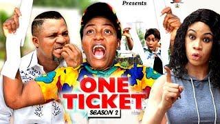 ONE TICKET SEASON 2 - (New Movie) Queen Nwokoye 2019 Latest Nigerian Nollywood Movie Full HD