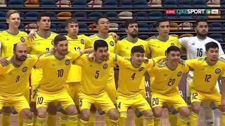 Казахстан Беларусь 5 2 Kazakhstan Belarus Обзор голов FUTSAL EURO 22