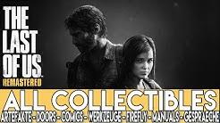 Last Of Us Remastered - All Collectibles - Alle Sammelobjekte - Alle Kapitel