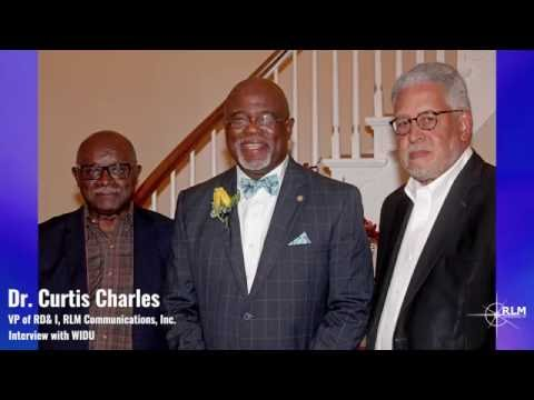 Dr  Curtis Charles interview w WIDU small