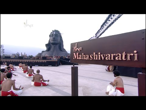 MahaShivRatri 2019 Part 2/12 -  Live Webstream with Sadhguru | 5:45-6:30 PM