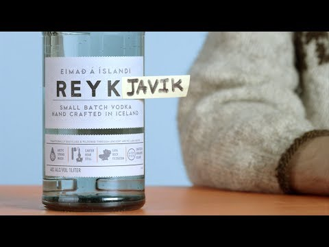 How We Named Reyka Vodka