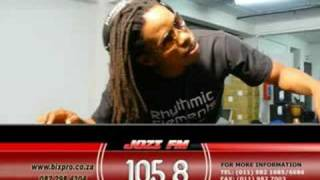 Rhythmic Elements ko Jozi FM ( Soweto ) Live