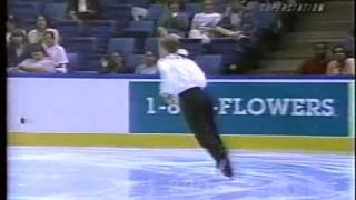 Timothy Goebel (USA) - 1998 Goodwill Games, Figure Skating, Men's Short Program