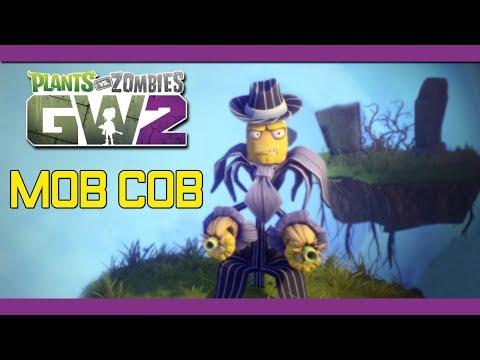 plants versus zombies 2 town hall new recruits mobster mob cob