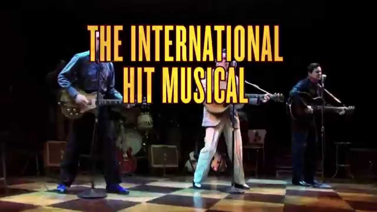 Million Dollar Quartet hits the stage!