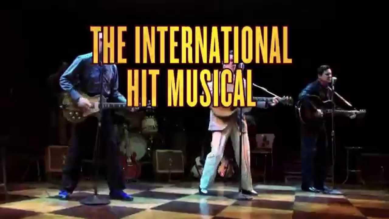 Million Dollar Quartet hits the stage!
