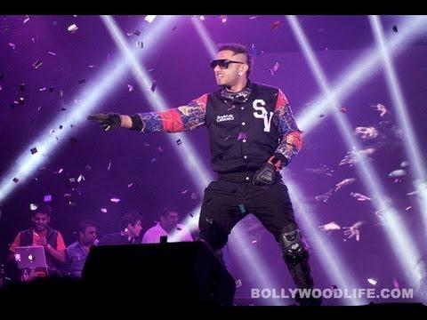 Live performance by Yo Yo Honey Singh for his album Satan