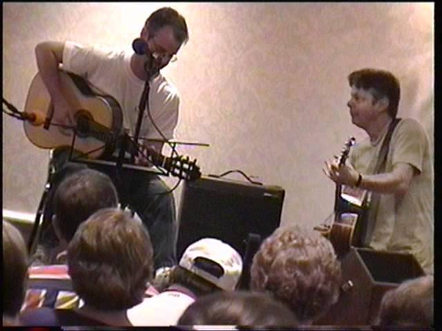 Tommy Emmanuel and Kirk Hanser, 2000, Blues Jam.