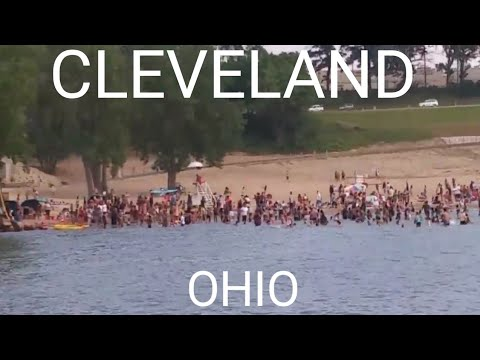 Edgewater park cleveland 2017