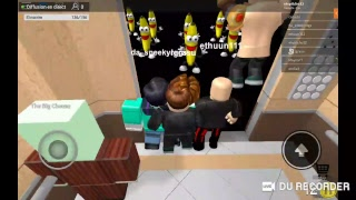 I'm live on roblox [made your commercial]