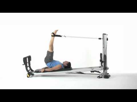 Total Gym Leg Cuff for Pilates Ankle Foot