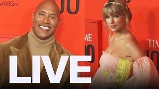 Taylor Swift, Dwayne Johnson At Time 100 Gala   ET Canada LIVE