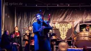 Nice Bagpipe Music from Medieval Times