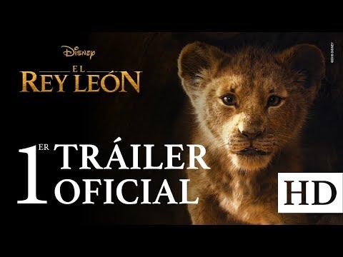 El Rey León, de Disney – Tráiler oficial #1 (Subtitulado)