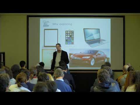 Prof. Robert Van de Ketterij (IHC) at IDL, Lisbon (Portugal)
