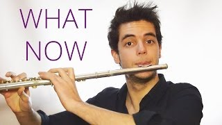 What Now - Rihanna - Flute Cover - MartimOnFire (sheet available)