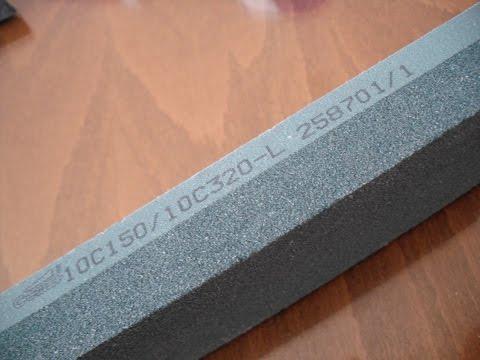 Swatycomet silicon carbide/carborundum sharpening stone