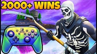 Solos | Controller Player on Nintendo Switch | Fortnite Battle Royale