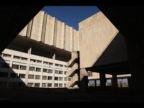 ინდექსი 0177 - მაღლივის საუნივერსიტეტო კომპლექსი / INDEX 0177 - Tbilisi State University complex