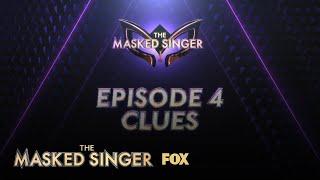 Week Four Clues | Season 1 Ep. 4 | THE MASKED SINGER