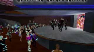 Devil Dancers beim Jubiläum von SecretCity