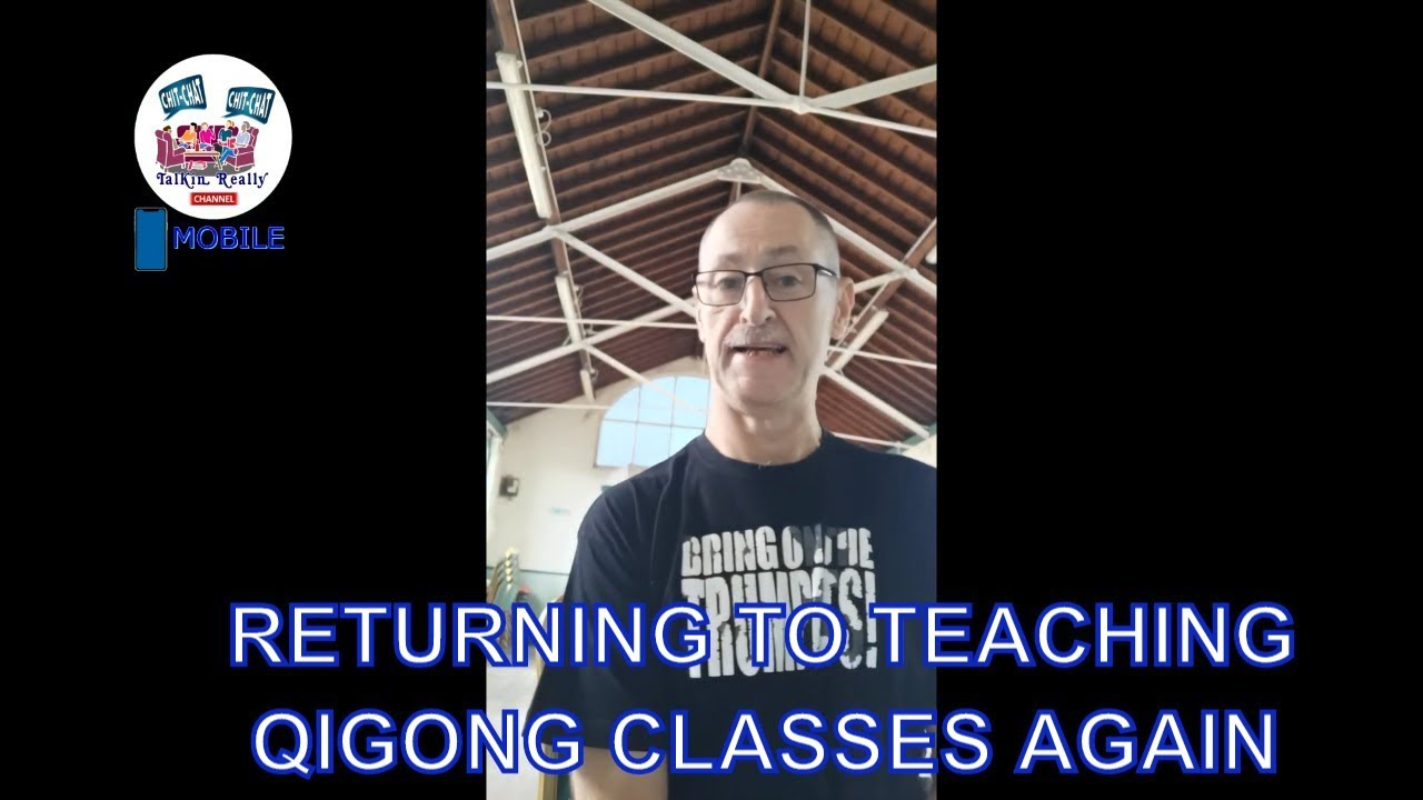 Returning to teaching classes is not that easy