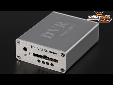 HobbyKing Daily - DVR Recorder