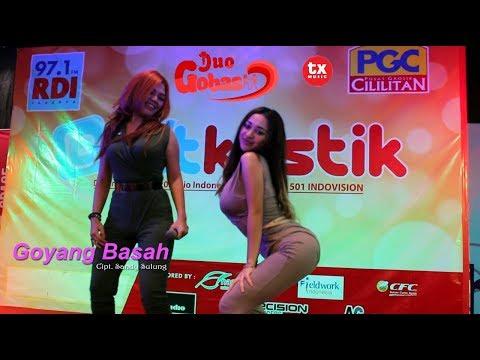 HEBOH !!! DUO GOBAS LIVE RADIO RDI di Mall PGC Cililitan Jakarta timur