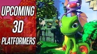 Upcoming 3D Platformers Adventure Games in 2015 / 2016
