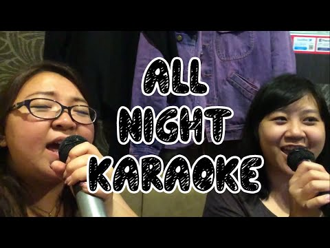 ALL NIGHT KARAOKE IN OSAKA (IN THREE LANGUAGES!!)