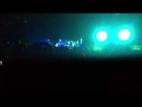 Red Hot Chili Peppers - Monarchy of Roses - Calgary 11-19-12