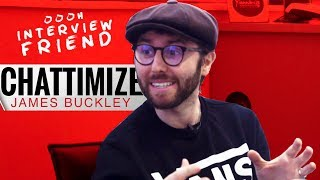New Yiannimize Chat Show with James Buckley from The Inbetweeners
