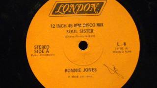Soul Sister - Ronnie Jones